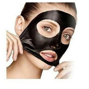 Czarna maska
