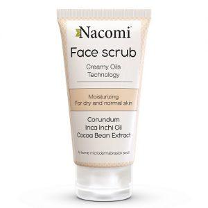 Peeling do twarzy nawilżający Nacomi - biokosmetyki24.com
