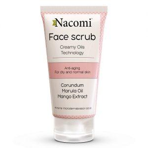 Peeling do twarzy przeciwzmarszczkowy Nacomi - biokosmetyki24.com