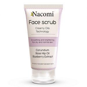 Peeling do twarzy wygładzający Nacomi - biokosmetyki24.com