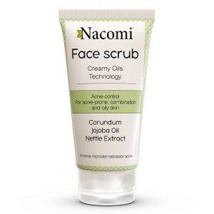 Peeling do twarzy przeciwtrądzikowy Nacomi - biokosmetyki24.com