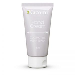 Naturalny krem do rąk Nawilżający Nacomi 85ml - biokosmetyki24.com