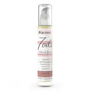 Maska do olejowania włosów 7 olei Nacomi 100ml
