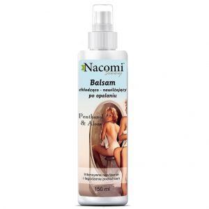 Balsam chłodzący po opalaniu Nacomi Drogeria Internetowa biokosmetyki24.com