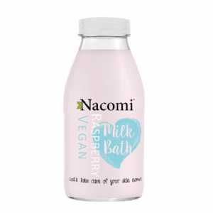 Mleko do Kąpieli Malina Nacomi 300ml