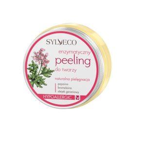Enzymatyczny peeling do twarzy Sylveco