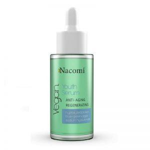 Youth Serum przeciwzmarszczkowo-regenerujące Nacomi 40 ml