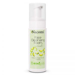 Pianka oczyszczająca do Twarzy Avocado Nacomi - biokosmetyki24.com