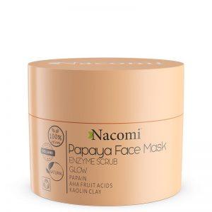 Maska enzymatyczna Papaya Nacomi - biokosmetyki24.com