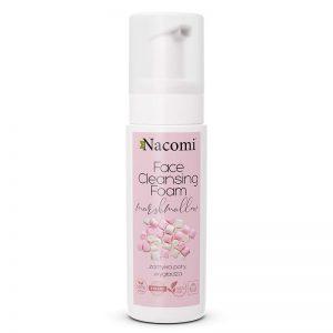 Pianka Myjąca do Twarzy Marshmallow Nacomi 150ml - biokosmetyki24.com