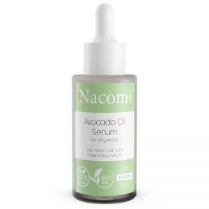 Serum na końcówki włosów Avocado Nacomi 40ml - biokosmetyki24.com