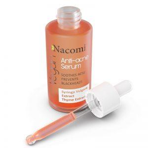 Serum przeciwtrądzikowe Nacomi 40 ml - biokosmetyki24.com