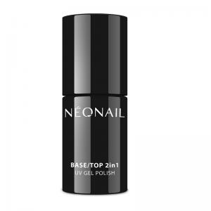 NeoNail Lakier Hybrydowy BASE/TOP 2w1 - biokosmetyki24.com