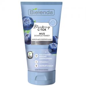 BLUEBERRY C-TOX Mus do mycia twarzy - biokosmetyki24.com