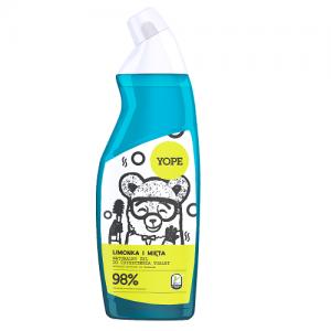 Yope Naturalny żel do czyszczenia toalet - drogeria biokosmetyki24.com